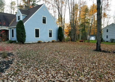 Maine Leaf Pick Up & Fall Cleaning